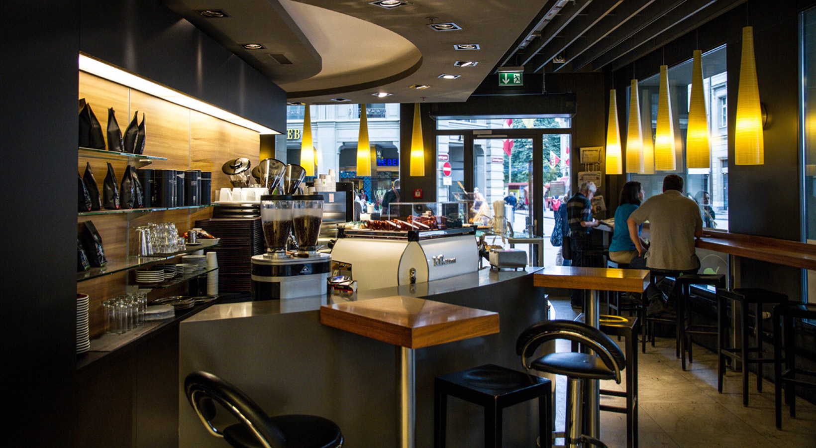 CAFÉ-BAR - Energy Kitchen AG