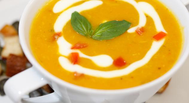 Bild hausgemachte Suppen
