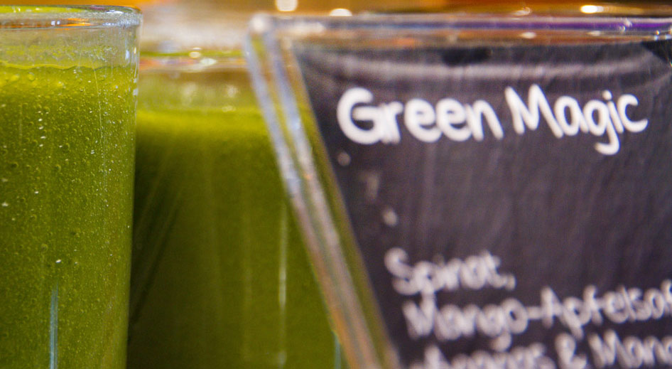 Bild Smoothie Green Magic