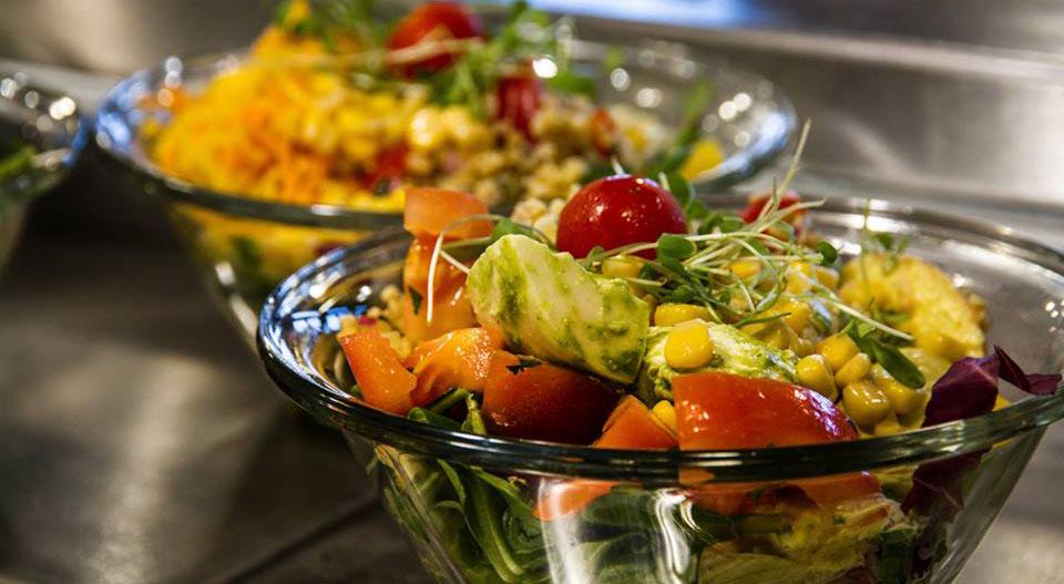 Energy Kitchen Salat Schüsseln