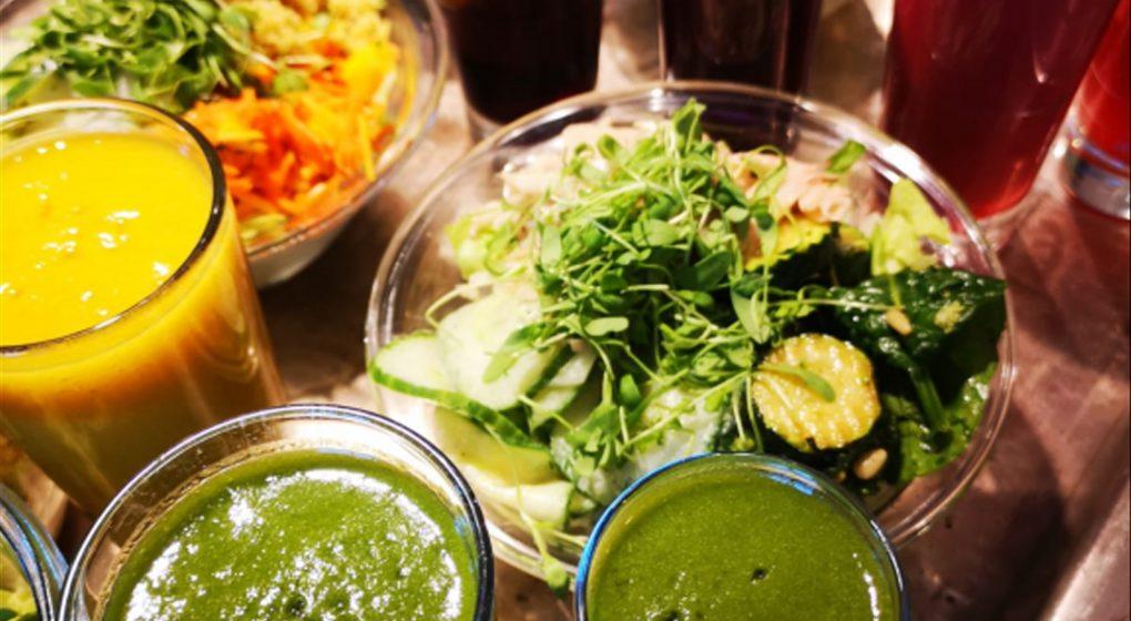 Werde Energy Kitchen Salat Designer