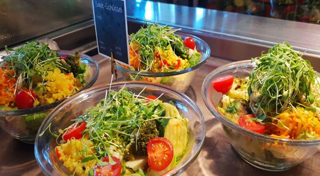 Energy Kitchen Salat