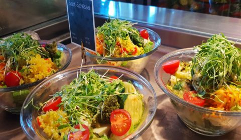Energy Kitchen Salat