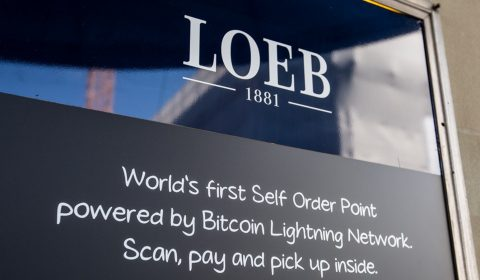Blockaccion mit Bitcoins bezahlen. Jetzt in der Energy Kitchen Café-Bar
