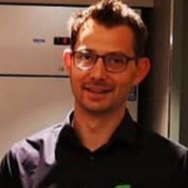 Energy Kitchen Betriebsleiter Fadri Denoth