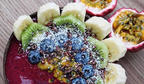 Energy Kitchen Vegan Brunch mit Smoothie Bowls