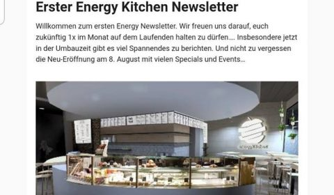 EnergyKitchen News Juni 06