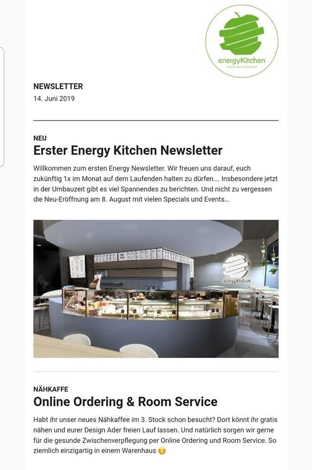 EnergyKitchen News Juni 06