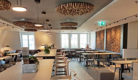 Energy Kitchen Restaurant im Loeb 4. Stock - neue umgebaut