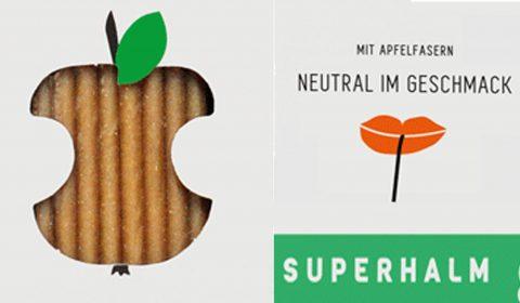 Der essbare Superhalm - neu bei Energy Kitchen...