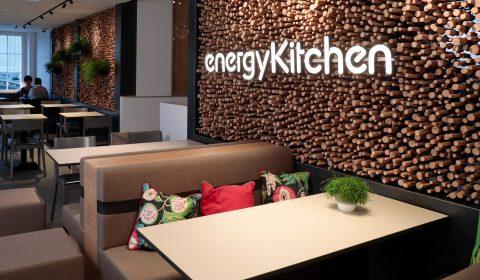 Energy Kitchen Restaurant - neu umgebaut
