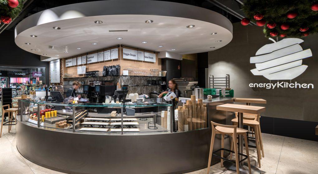 Energy Kitchen Café-Bar.
