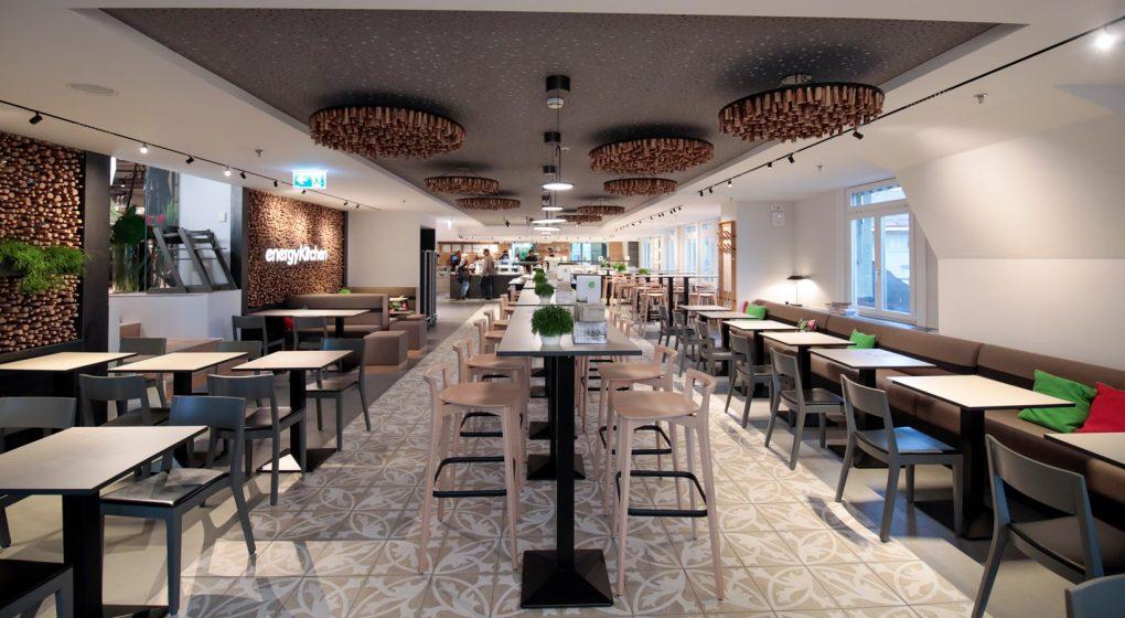 Energy Kitchen Restaurant nach Umbau 2019