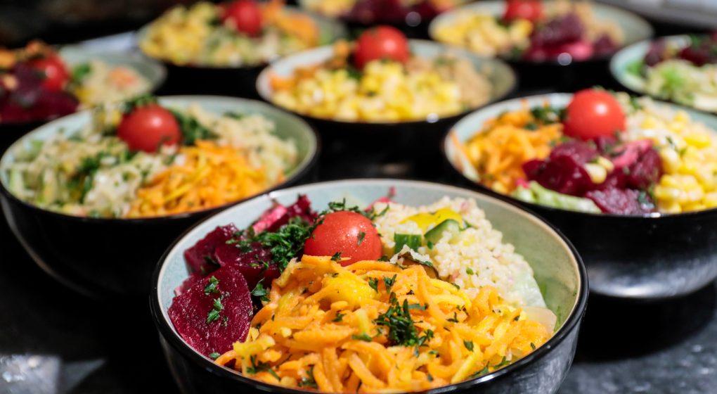 Energy Kitchen Feel good Food Salat