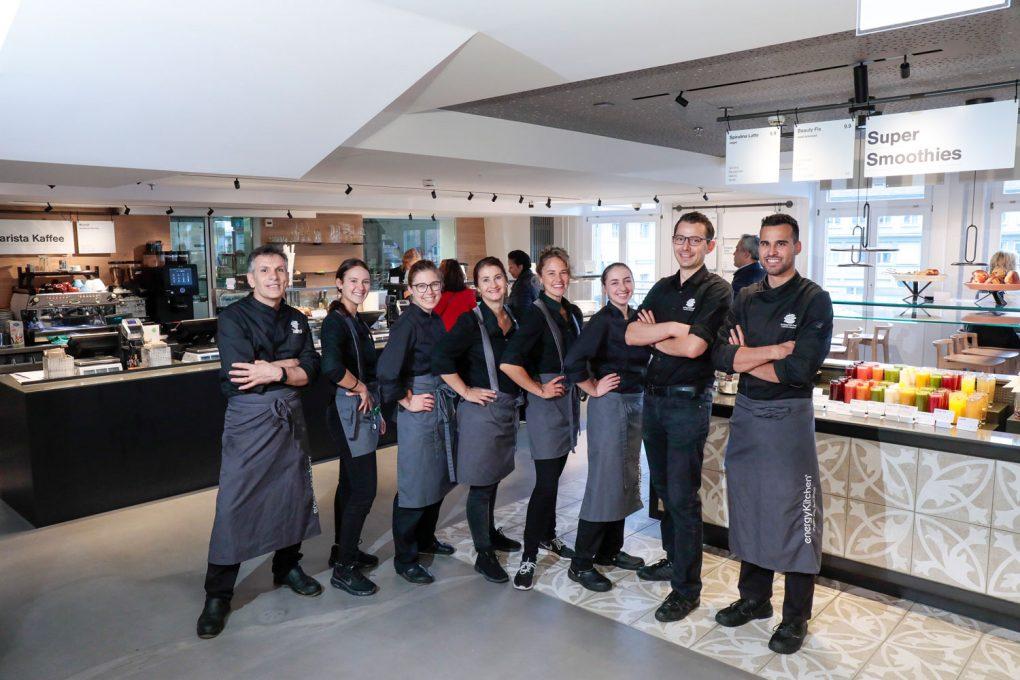 Energy Kitchen Team