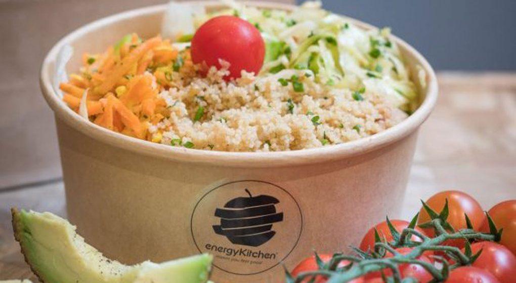 Energy Kitchen Salad Bowl