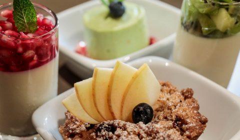 Süssigkeiten im Energy Kitchen I vegan & glutenfrei