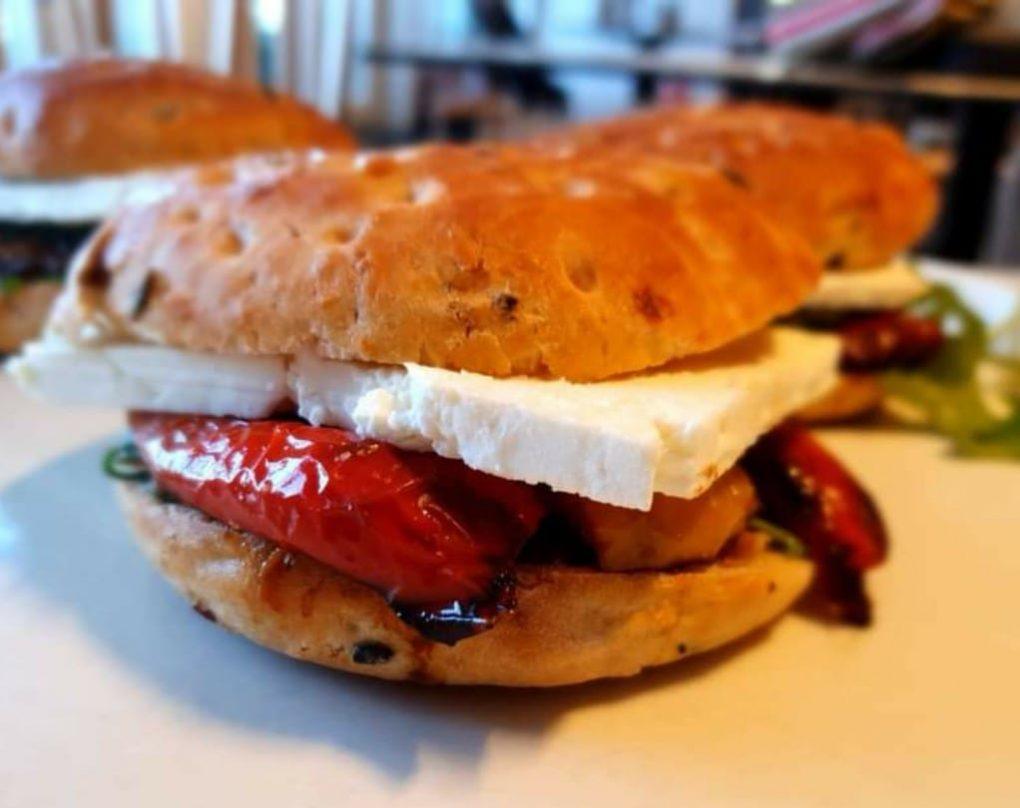 Energy Kitchen Sandwich