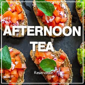 Hot News- 2021 Afternoon Tea